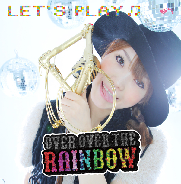 OVER OVER THE RAINBOW ジャケット